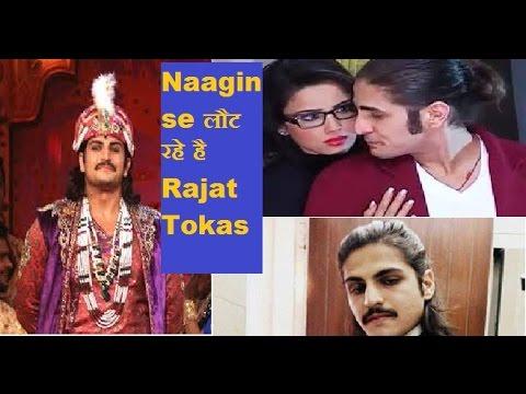 Jodha Akbar actor Rajat Tokas returns in 'Naagin' : Watch on location