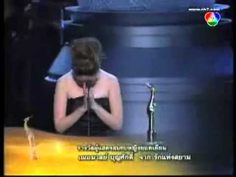 Photo of เฌอมาลย์ บุญยศักดิ์ ภาพยนตร์ – [SD] สุพรรณหงส์ครั้งที่ 17 / สมทบหญิงยอดเยี่ยม – พลอย เฌอมาลย์ (ไลลา) บุญศักดิ์