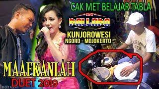 Download lagu MAAFKANLAH CAKMET BELAJAR TABLA DUET ROMANTIS HITS NEW PALLAPA KUNJOROWESI MP3