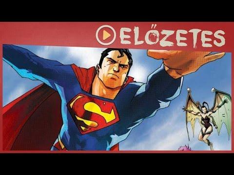 Superman vs. The Elite előzetes (fanmade)