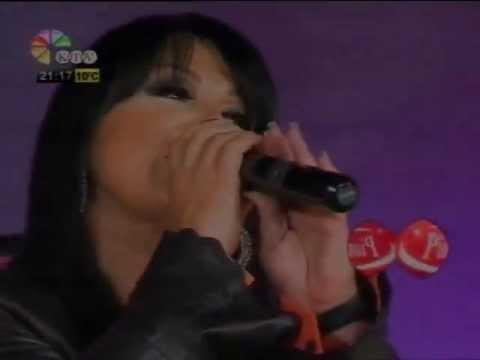 Marta Savić - Ravno do Kosova (uživo) @ Talk Show [27.11.'12.] - KTV