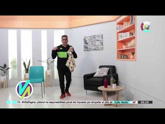 #VidaActiva   Actividad física en casa   24/9/2021