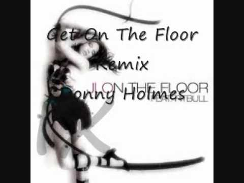 JLo Feat Pitbull Get On The Floor Bounce Remix