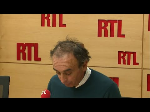 """Éric Zemmour : """"Poutine, c'est une machine à remonter le temps"""""""