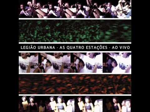 Legião Urbana - Ainda é cedo / Gimme shelter / Pretty vacant etc. (ao vivo)