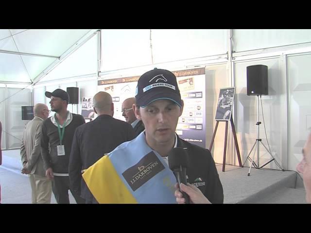 Small Talk Derbywinner Billy Twomey