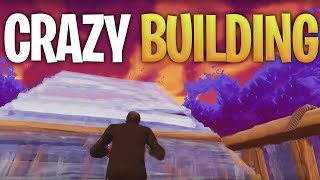 THE BEST CONSOLE BUILDER? - Fastest Console Builder In Fortnite Battle Royale Xbox [HIGHLIGHTS]