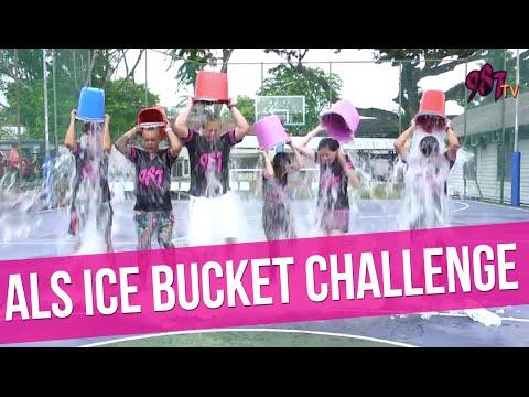 ALS Ice Bucket Challenge: 987FM - YouTube