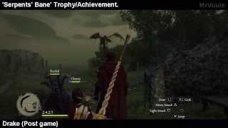 Dragon's Dogma - Boss locations. Trophy/Achievement related.
