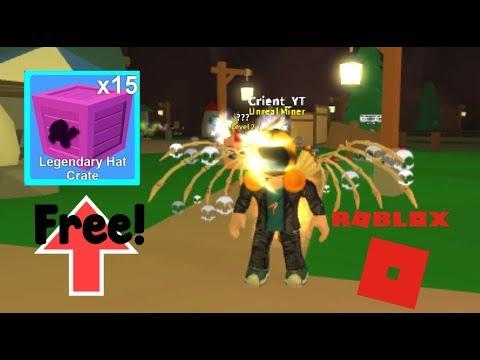 CODES FOR 1000+ REBIRTH TOKENS !! Roblox Mining Simulator ...