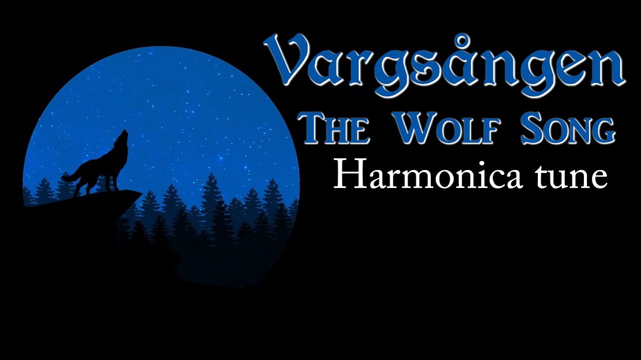 Vargsången | The Wolf Song (Chromatic Harmonica Cover)
