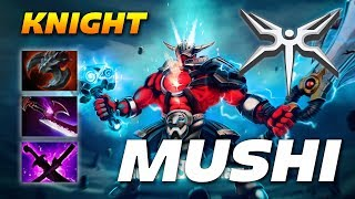 mushi sven knight dota 2 pro gameplay