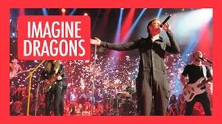 Imagine Dragons Interview!   iJustine
