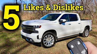 "New Silverado ""Ownership Review"" 
