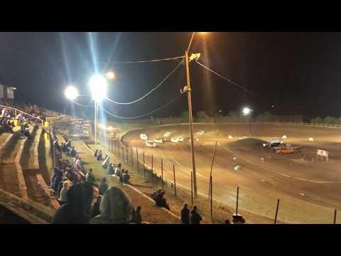 10-5-2019 I-77 Speedway - Steel Block Late Model feature race