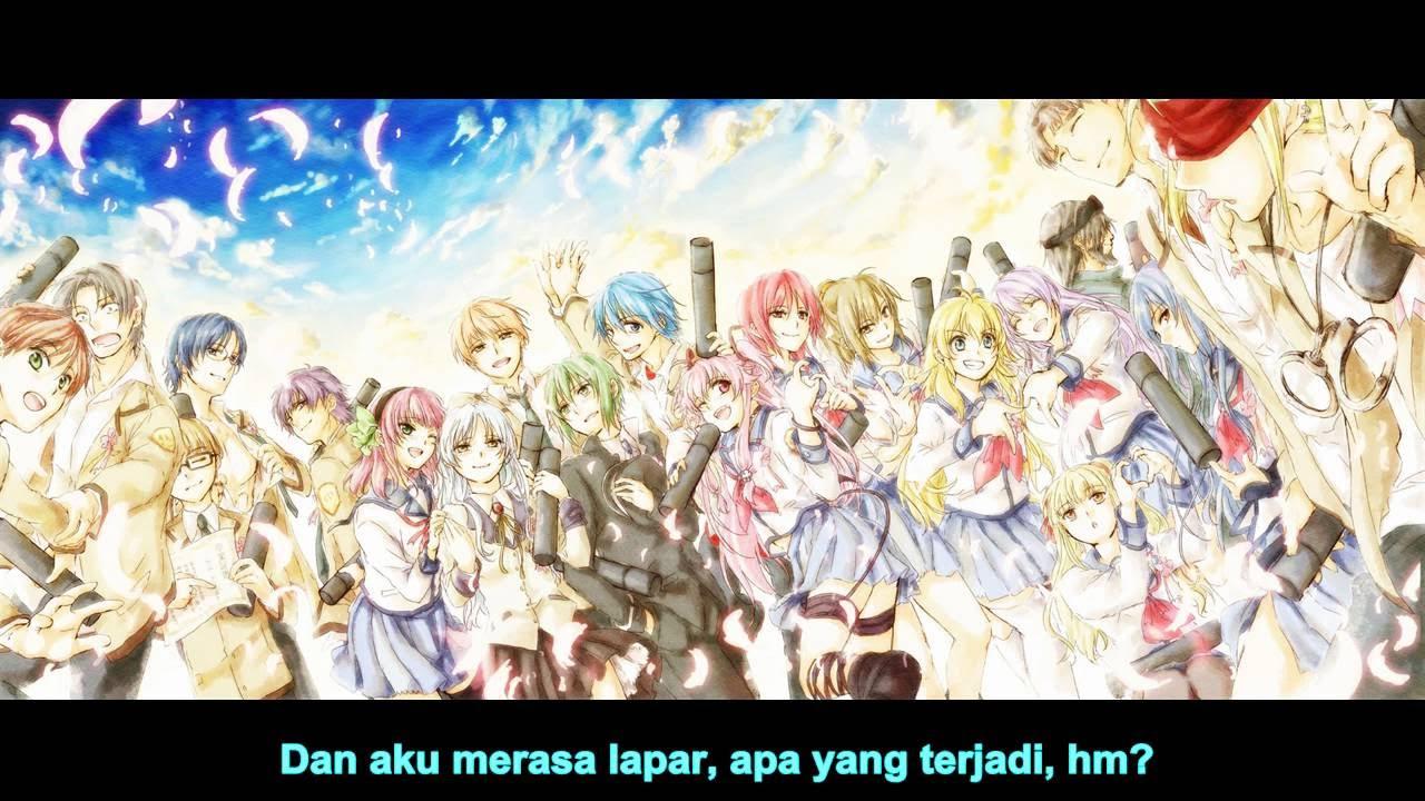 Aoi Tada Brave SongLagu Keberanian Lyric Indonesia