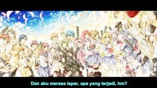Aoi Tada-Brave Song(Lagu Keberanian) Lyric Indonesia