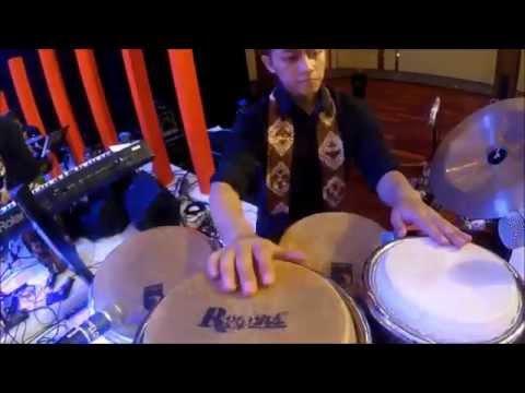 Tembangan Orchestra - Serasa (Chrisye) - PercussionCam