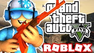 GTA 5 NO ROBLOX? - CONHECENDO O MOON CITY