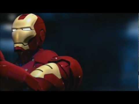 Iron Man HD DreamScene [FREE DOWNLOAD]