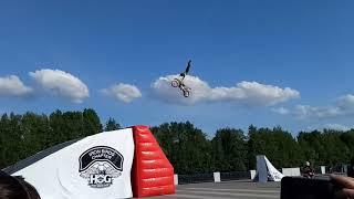 ШОУ летающих мотоциклов Воронеж 11 мая 2019
