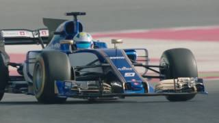 Sauber F1 Team On Track - Marcus Ericsson | AutoMotoTV