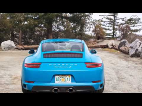 [WINDOW SHOPPING] 2017 Porsche 911 Carrera S PDK Automatic Quick Review