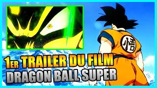 RÉACTION AU PREMIER PREMIER TRAILER DU FILM DRAGON BALL SUPER : UN NOUVEL ENNEMI ? - DBREACT #23