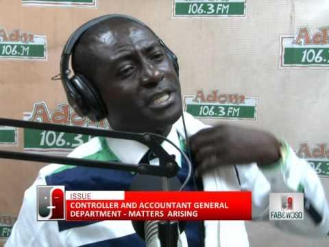 Unpaid salaries and unemployment Saga - Fabewoso (25-1-16)