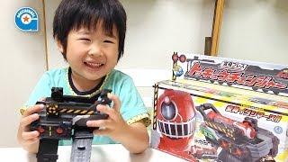 Repeat youtube video 変身ブレス トッキュウチェンジャー【がっちゃん5歳】トッキュウジャー