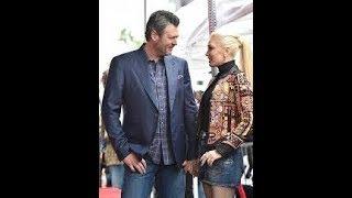Blake Shelton Gushes Over Gwen Stefani's 'Revlon Red' Lips On Sexy Track 'Turnin' Me On