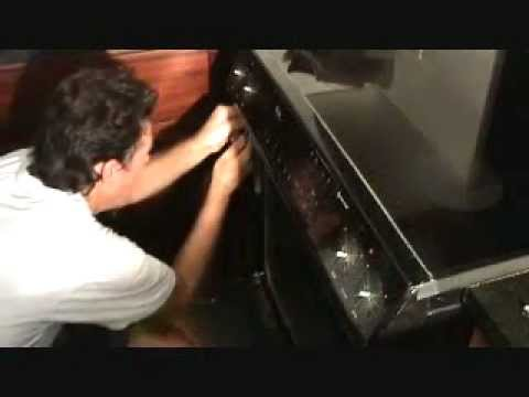 How To Remove An Oven Keypad Part 1 Doovi
