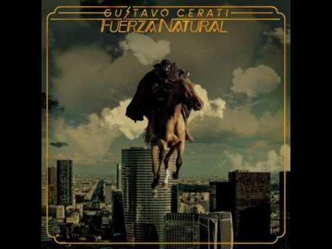 Gustavo Cerati - Fuerza Natural (Official Audio)