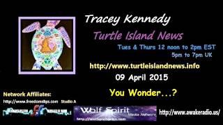 Tracey Kennedy - Still Wondering...? - 09 April 2015