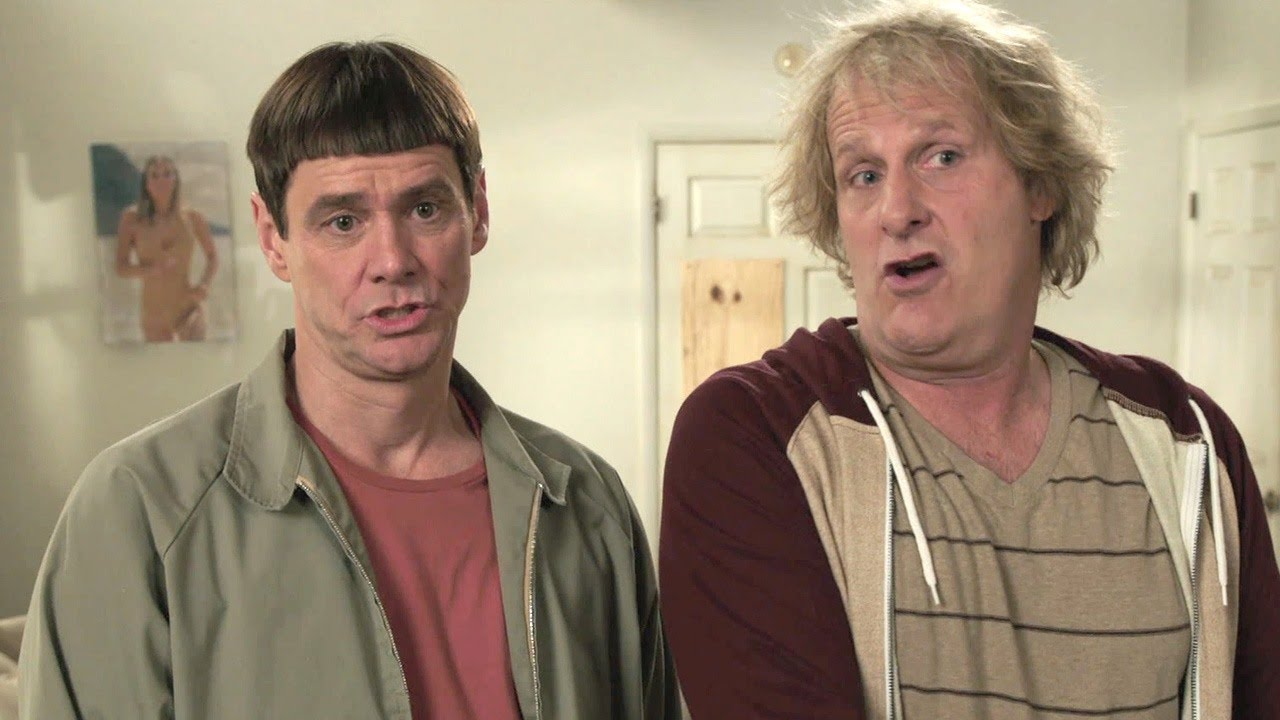 Dumb and Dumber To (2014) - Rotten Tomatoes