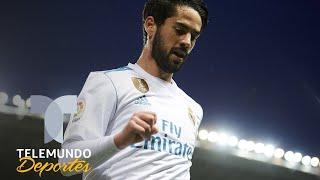 Santiago Solari borra a Isco del Real Madrid | La Liga | Telemundo Deportes