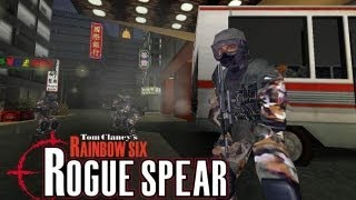 CGRundertow RAINBOW SIX: ROGUE SPEAR for PlayStation Video Game Review