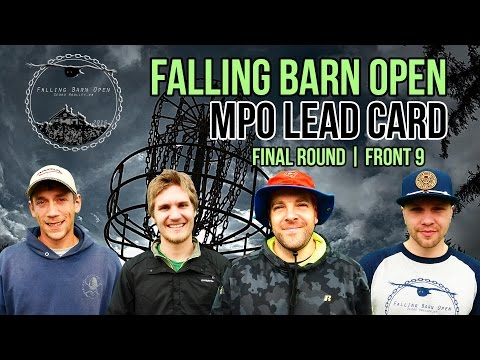 2016 Falling Barn Open | Front 9 (Wood, Erickson, Shuler, Sather)