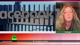 Журналист: Блокировка RT в Facebook — явная цензура