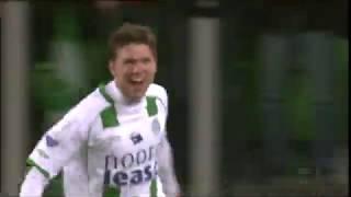 De historie van FC Groningen - VVV-Venlo
