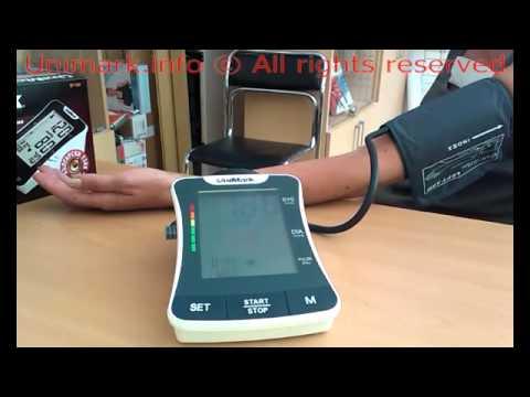 Апарати за измерване на кръвно налягане - Blood Pressure Monitors - Unimark BP 1207
