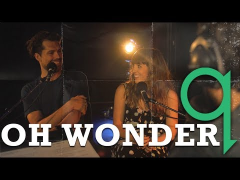 Oh Wonder's unlikely route to pop success
