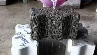 Holey Concrete