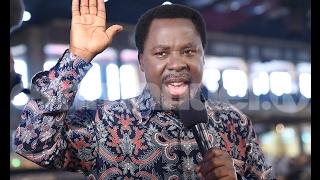 SCOAN 05/02/17: Mass Prayer, Prophecy & Deliverance with TB Joshua