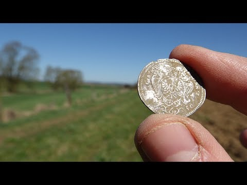 I LOVE THIS OLD FOOTPATH!!! Metal Detecting Germany Nr.133