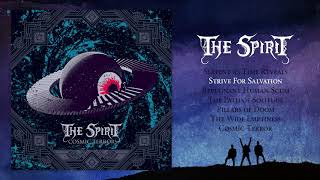 The Spirit - Cosmic Terror (Full Album)