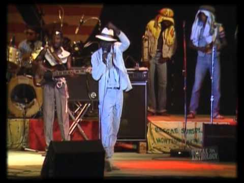 Eek A Mouse Live At Reggae Sunsplash 1982 PART 2