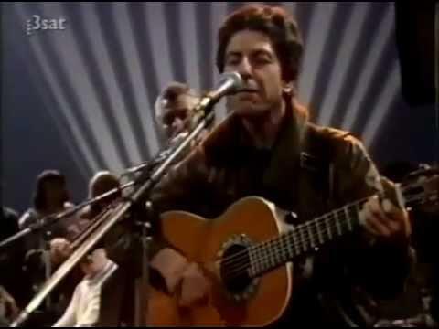 Leonard Cohen - So Long Marianne (Live 1979)