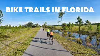 Bike trails in Florida - Coast to Coast Connector (C2C)