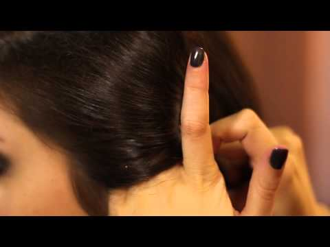 How to Do Simple, Old-Fashioned Pinup Hair : Bridal & Special Event Hair